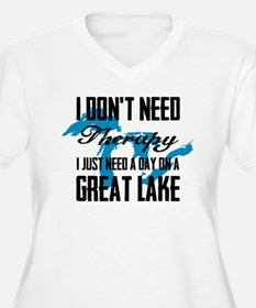 Just need a Great Lake Plus Size T-Shirt