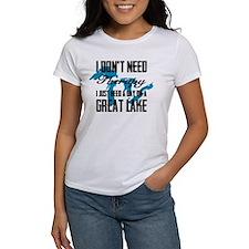 Just need a Great Lake T-Shirt