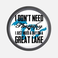 Just need a Great Lake Wall Clock