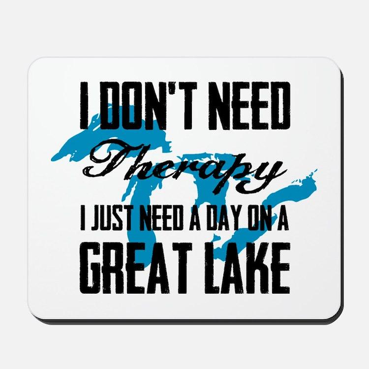 Just need a Great Lake Mousepad