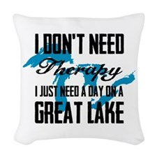 Just need a Great Lake Woven Throw Pillow