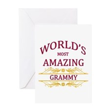 Grammy Greeting Cards