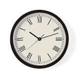 Roman numeral Wall Clocks