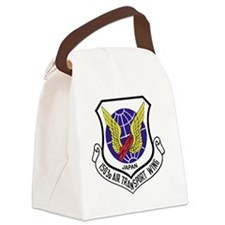 1503d air transport wing Tachikaw Canvas Lunch Bag
