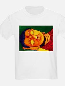 Resting his eyes T-Shirt