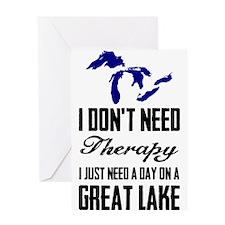 Just need a Great Lake Greeting Card