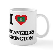 I love Port Angeles Washington Mug