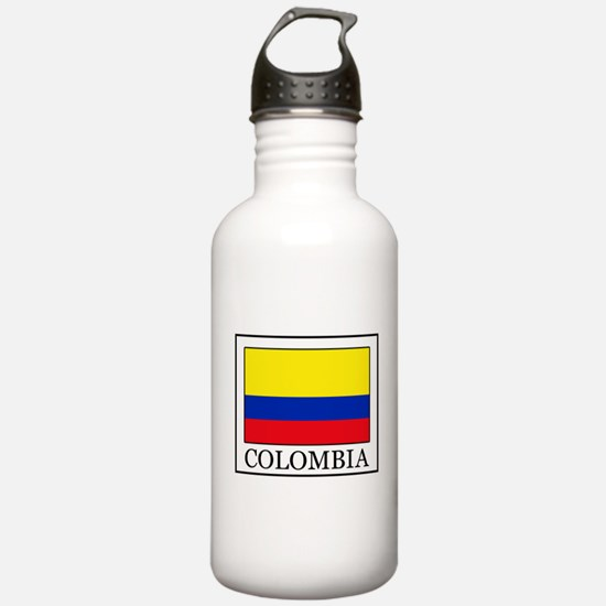 Colombia Water Bottle