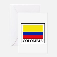 Colombia Greeting Cards