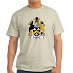 Mitchel Family Crest Light T-Shirt