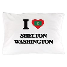 I love Shelton Washington Pillow Case
