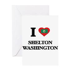I love Shelton Washington Greeting Cards