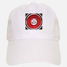 wheels are turning Baseball Baseball Cap
