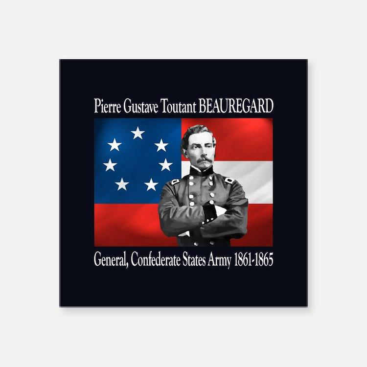 PGT Beauregard Sticker