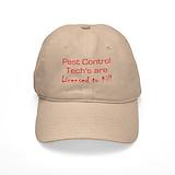 Pest control Classic Cap