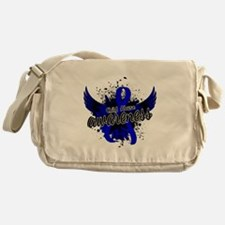 Child Abuse Awareness 16 Messenger Bag