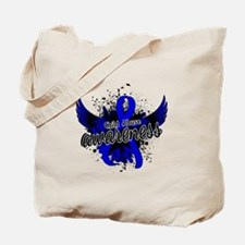 Child Abuse Awareness 16 Tote Bag