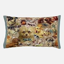 Puppy Love Pillow Case