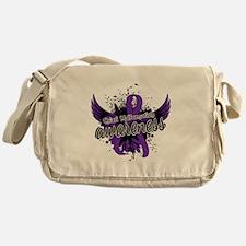 Chiari Awareness 16 Messenger Bag