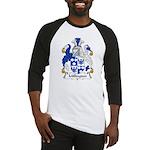 Millington Family Crest Baseball Jersey