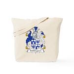 Millington Family Crest Tote Bag