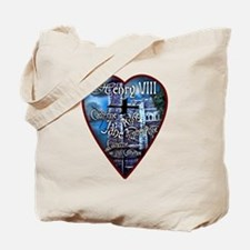 Henry VIII Makes a Valentine Tote Bag