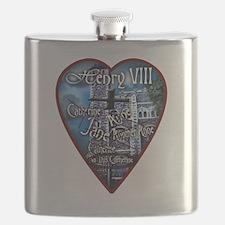 Henry VIII Makes a Valentine Flask