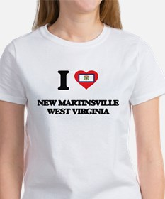 I love New Martinsville West Virginia T-Shirt