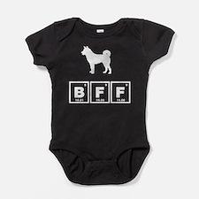 Karelian Bear Dog Baby Bodysuit