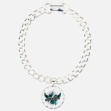 Cervical Cancer Awarenes Bracelet