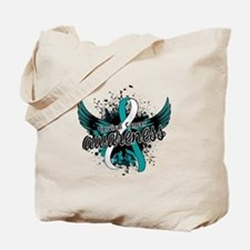 Cervical Cancer Awareness 16 Tote Bag