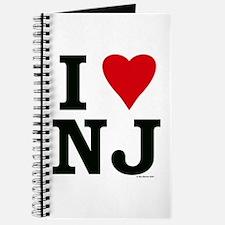 I LOVE NJ Journal