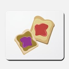 Bread And Jam Mousepad