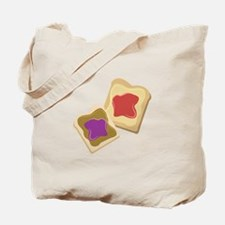 Bread And Jam Tote Bag