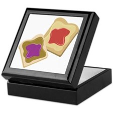 Bread And Jam Keepsake Box