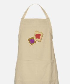Bread And Jam Apron
