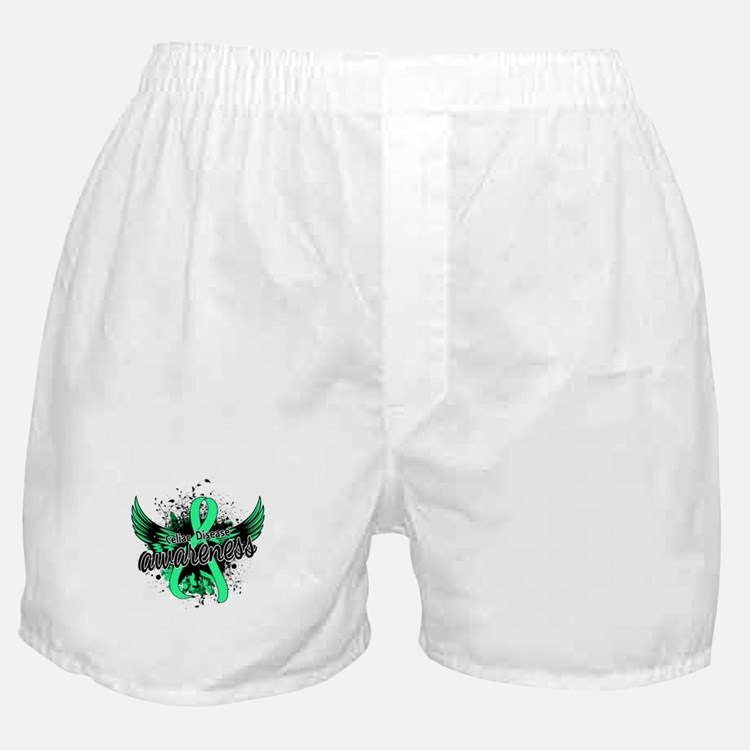 Celiac Disease Awareness 16 Boxer Shorts