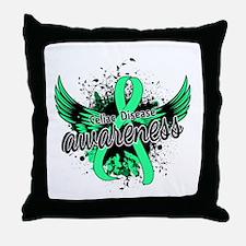 Celiac Disease Awareness 16 Throw Pillow