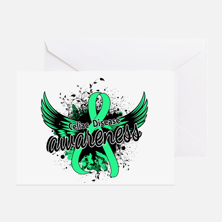 Celiac Disease Awareness 16 Greeting Card
