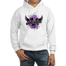 Cancer Awareness 16 Jumper Hoody