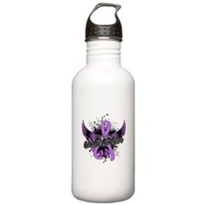 Cancer Awareness 16 Sports Water Bottle
