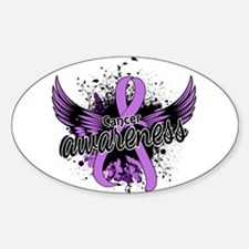 Cancer Awareness 16 Decal