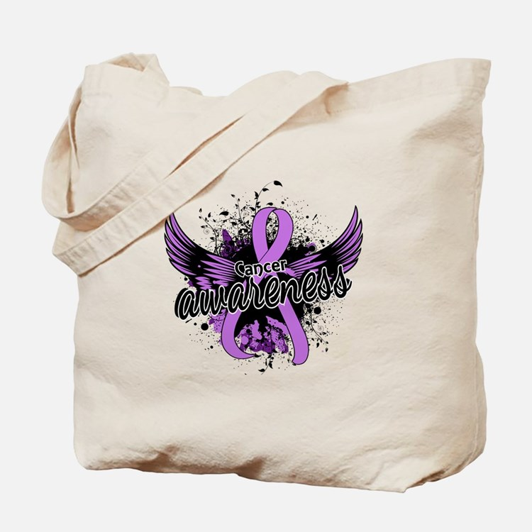 Cancer Awareness 16 Tote Bag