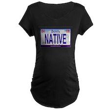 Iowa Plate - NATIVE T-Shirt
