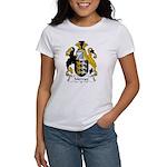 Mervyn Family Crest Women's T-Shirt