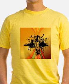 Music, saxophone T-Shirt