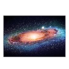 Milky Way Postcards (Package of 8)
