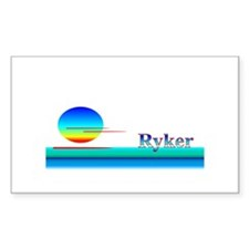 Ryker Rectangle Decal