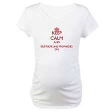 Keep Calm and Self-Fulfilling Pr Shirt