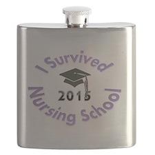 Survive Nursing School Flask